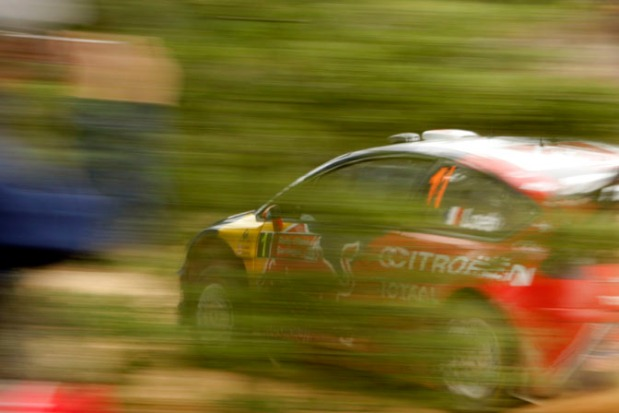 Rallye d'Italia Sardegna
