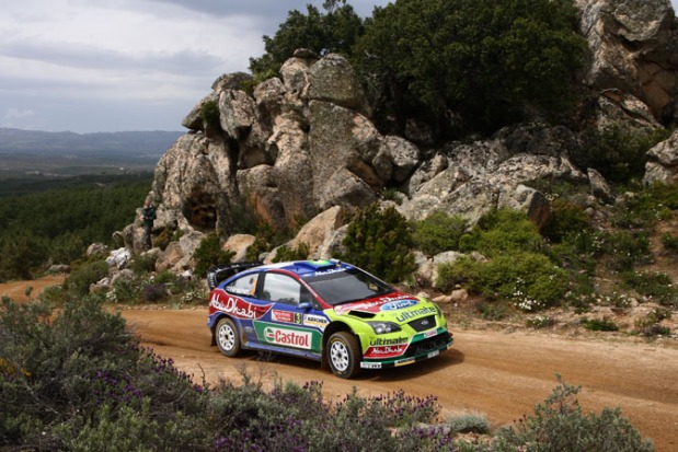 2008 Rally D'Italia Sardegna