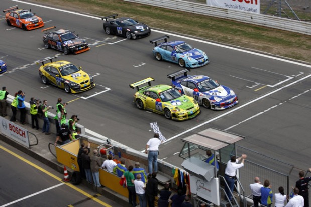 24h-Rennen Nürburgring-Nordschleife