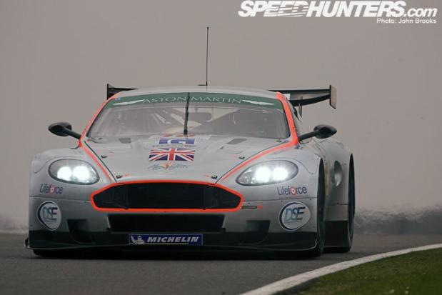Gigawave Motorsport Aston Martin DBR9
