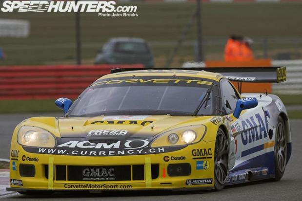 2008 FIA GT Silverstone