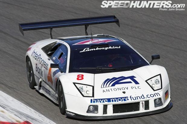 Reiter Engineering Lamborghini Mucialago GT R