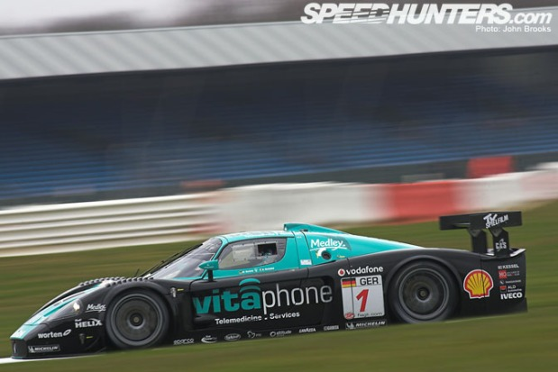 Vitaphone Racing Maserati MC12