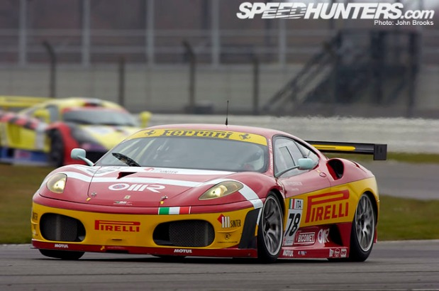 BMS Scuderia Italia Ferrari 430 GT2