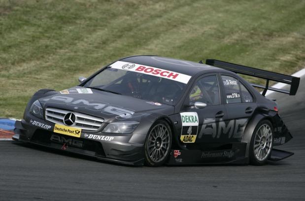 Motorsports / DTM: german touring cars championship 2008, 4. race Eurospeedway Lausitz